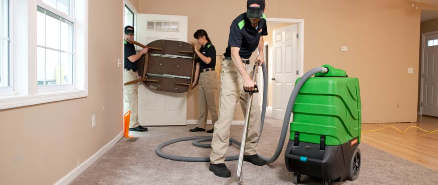 Culpeper, VA residential restoration cleaning